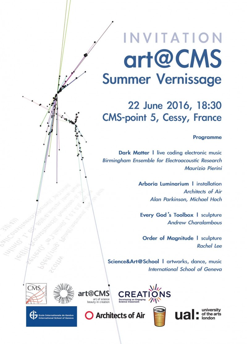 art@CMS invitation