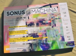 Sonus ex Machina flyers